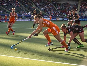 Hockey Nederlands dames team