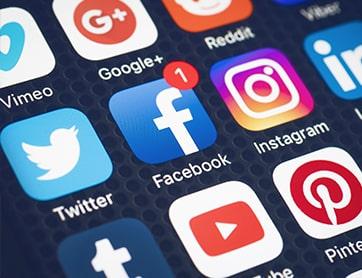 Apps social media