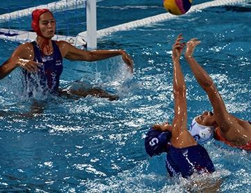 Waterpolo Nederlands team