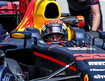Formule 1 Max Verstappen Redbull